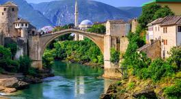 Adriático: Ruta por Croacia, Eslovenia y Bosnia