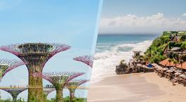 Busca Chollo Vacaciones en Singapur e Indonesia: Singapur y Bali
