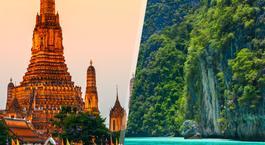 Busca un Viaje Chollo en Tailandia: Bangkok y Phuket
