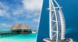 Busca un Viaje Chollo en Emiratos e Islas del Índico: Dubái y Maldivas