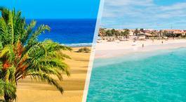Islas Canarias y Cabo Verde: Gran Canaria e Isla de Sal