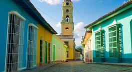 Cuba: La Habana, Cienfuegos, Trinidad y Santa Clara