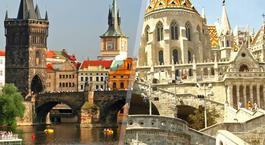 Busca un Viaje Chollo en Centroeuropa: Praga y Budapest en avión