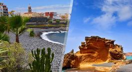 Busca un Viaje Chollo en Islas Canarias: Tenerife y Lanzarote
