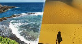 Islas Canarias: Gran Canaria y La Palma