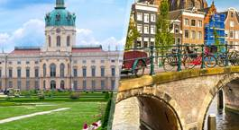 Busca un Viaje Chollo en Alemania y Países Bajos: Berlín y Ámsterdam en avión