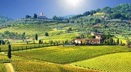 Italia: Ruta por La Toscana, desde Florencia a Siena