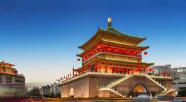 China: Pekín, Xian, Shanghai y Hong Kong