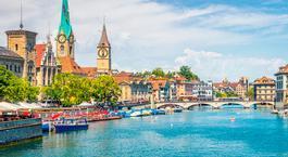 Suiza: Ruta por el corazón suizo, de Ginebra a Zúrich