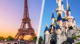 Busca un Viaje Chollo en Francia: París y Disneyland