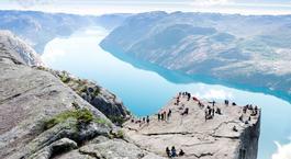 Noruega: Bergen, Stavanger y Alesund