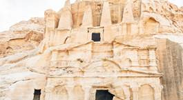 Jordania: Ammán, Mar Muerto, Madaba, Petra y Wadi Rum