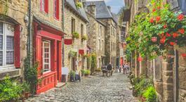 Francia: Ruta por Normandía, Bretaña y Valle del Loira