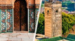 Marruecos: Marrakech y Fez en avión