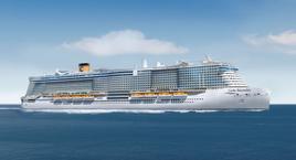 Barco Costa Smeralda - Costa Cruceros