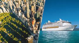 Chollos viajes ultimo minuto a EEUU e Islas del Caribe: Nueva York y Crucero por el Caribe Sur
