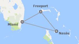 Chollos viajes ultimo minuto a EEUU y Bahamas: Miami y Crucero por Bahamas
