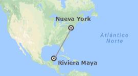 Chollos viajes ultimo minuto a EEUU y México: Nueva York y Riviera Maya
