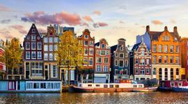 Busco un viaje chollo en Ámsterdam