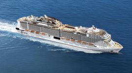 Busco un viaje chollo en Barco MSC Meraviglia - MSC Cruceros