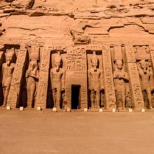 Egipto: El Cairo y Crucero 4 noches con Abu Simbel