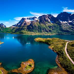 Noruega: Oslo, Fiordos y Bergen