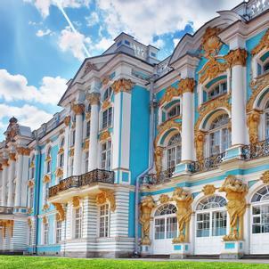 Rusia: San Petersburgo y Moscú con visitas tren nocturno