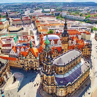 Centroeuropa: Berlín, Dresde y Praga