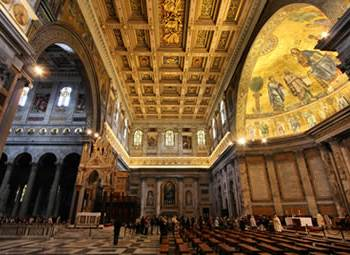 La Basílica de San Pedro (Roma)