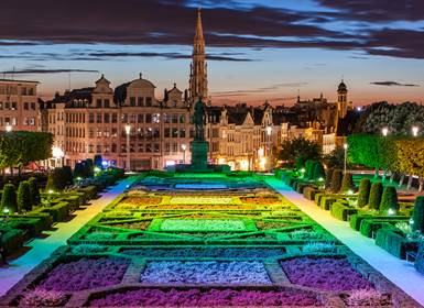Viajes Bélgica 2018-2019: Bruselas Puente de Andalucía 2019