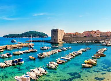 Viajes Croacia 2018-2019: Dubrovnik Puente del Pilar 2018