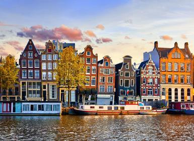 Viajes Países Bajos 2019: Ámsterdam Puente de Andalucía 2019
