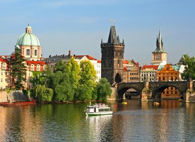 Viajes República Checa 2019: Praga Puente de Andalucía 2019