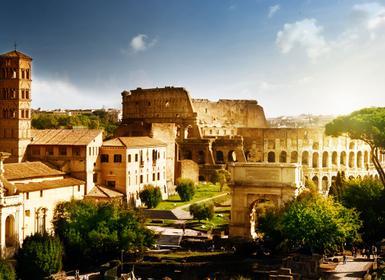 Viajes Italia 2019: Roma Puente de Andalucía 2019
