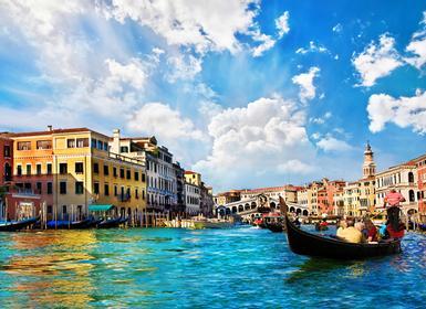 Viajes Italia 2019: Venecia Puente de Andalucía 2019