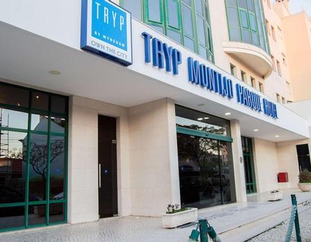 Tryp Lisboa Montijo Parque Hotel