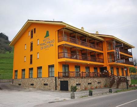 Hotel Principado de Europa