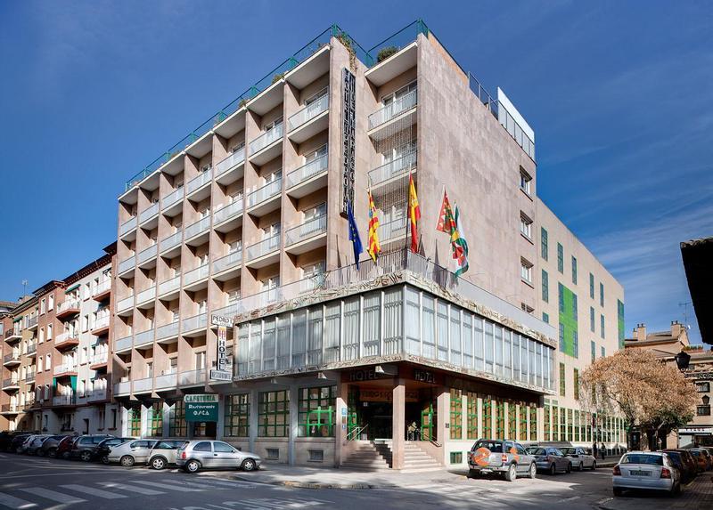 Hotel Pedro I de Aragón