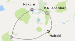 Chollos Vacaciones en  Kenia: Safari en Kenia con Masai Mara