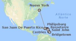 Chollos Vacaciones en  EEUU e Islas del Caribe: Nueva York y Crucero por el Caribe Sur