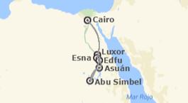 Chollos Vacaciones en  Egipto: El Cairo y Crucero 7 noches con Abu Simbel