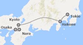 Japón: De Osaka a Tokio