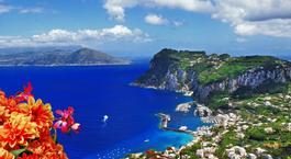 Italia: Nápoles, Capri y Pompeya