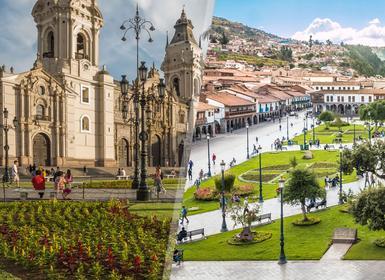Viajes Perú 2019-2020: Combinado Lima y Cusco