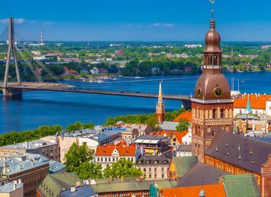 Viajes Estonia, Escocia, Lituania, Norte de Europa, Letonia, Suecia y Finlandia 2019-2020: Circuito Helsinki, Capitales Bálticas y Estocolmo