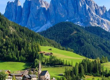 Viajes Italia y Suiza 2019-2020: Tour De Milán a Trento, las Dolomitas y el Tirol