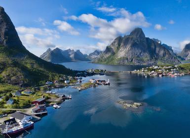 Viajes Noruega 2019-2020: Vacaciones por Fiordos, Islas Lofoten y Sol de Medianoche