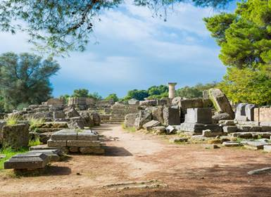 Viajes Grecia 2019: Atenas, Peloponeso e Islas Jónicas