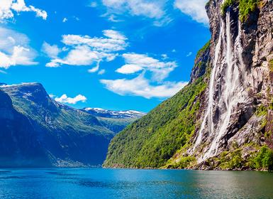 Viajes Noruega 2019-2020: Circuito Noruega, fiordos y glaciares, Viaje para Mayores de 60 Años