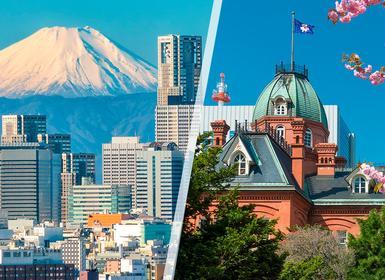 Viajes Japón 2019-2020: Tokio y Sapporo